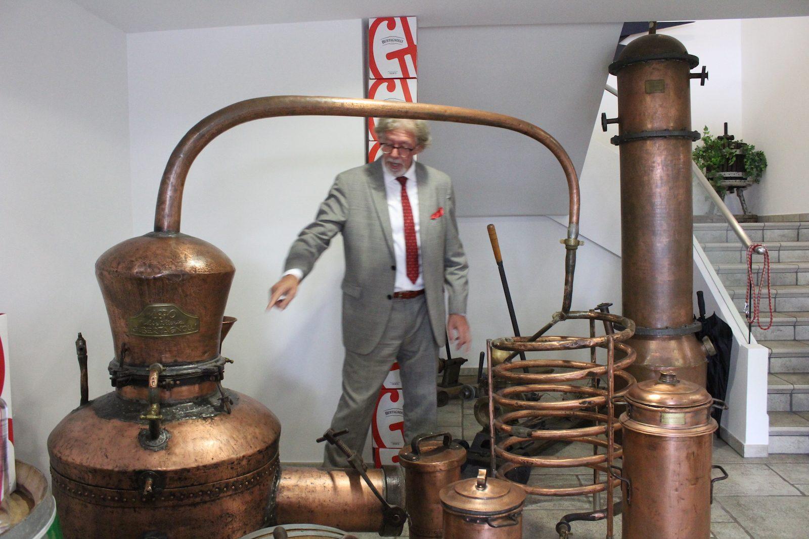 Distillazione Discontinua