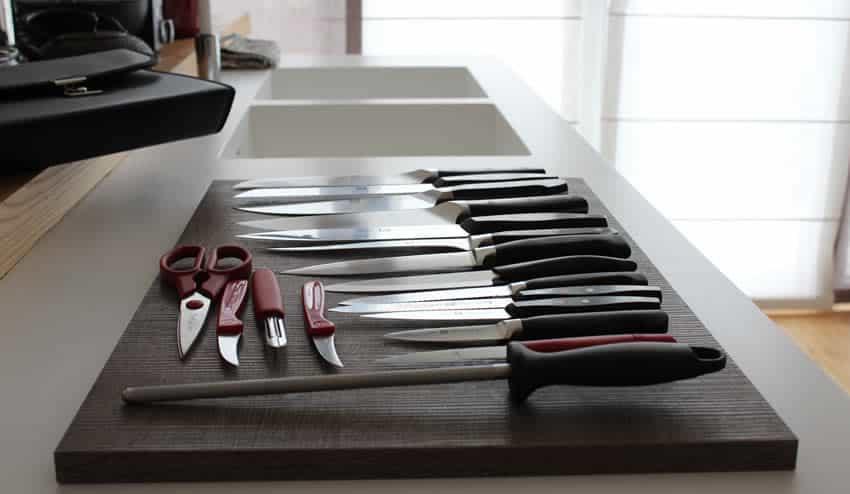 Coltelli da cucina quali scegliere