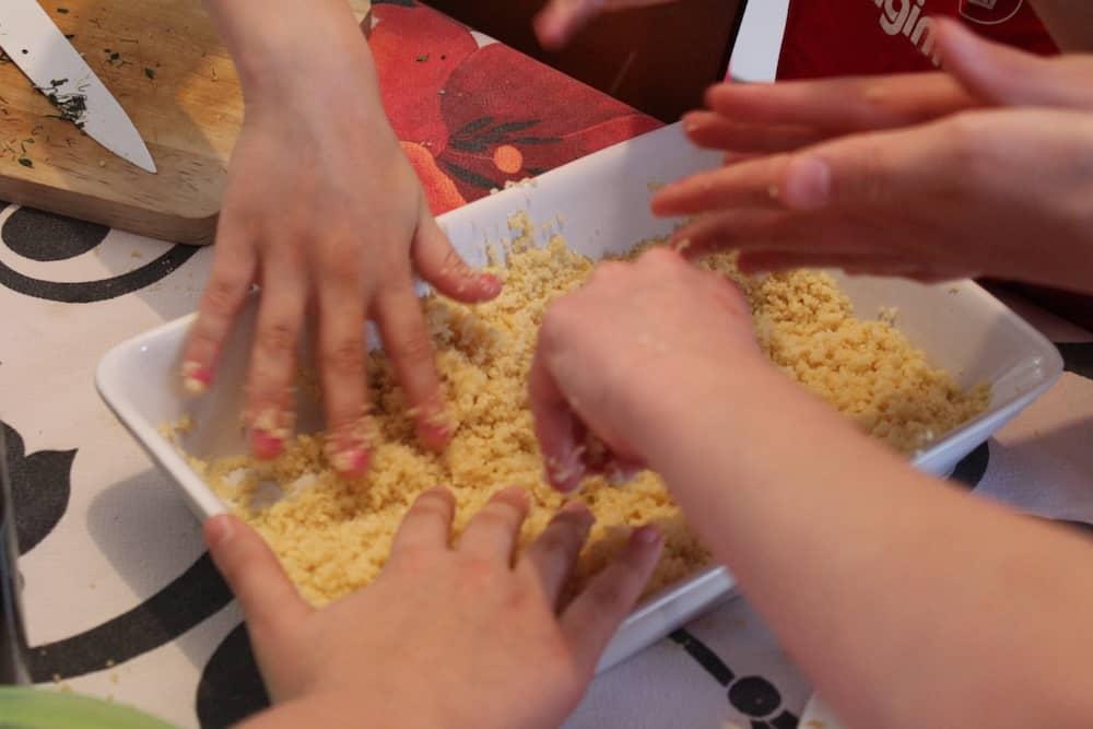corsi di cucina per bambini e ragazzi