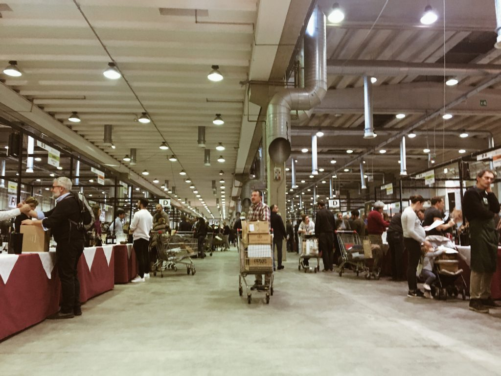 Mercato dei Vini a Piacenza